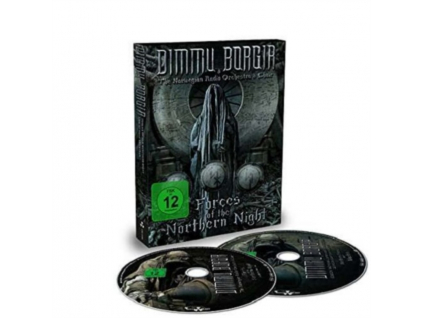 DIMMU BORGIR - Forces Of The Northern Night (DVD)