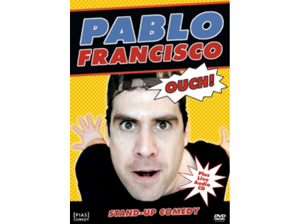 Pablo Francisco Ouch (DVD)