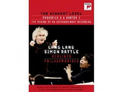 LANG LANG-SIMON RATTLE - The Highest Level -Prokofiev 3-Bartok 2 (DVD)