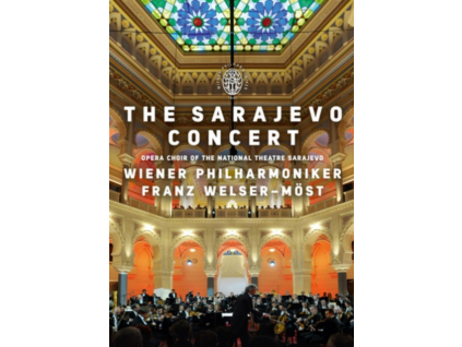 FRANZ WELSERMOST - The Sarajevo Concert (DVD)