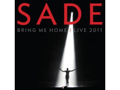SADE - Bring Me Home  Live 2011 (DVD)