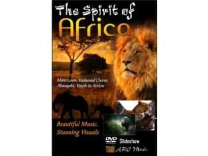 VARIOUS ARTISTS - The Spirit Of Africa (DVD)
