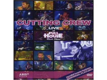 CUTTING CREW - Live At Full House Rock Show (DVD)