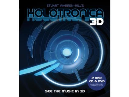 Holotronica 3D (DVD + CD)