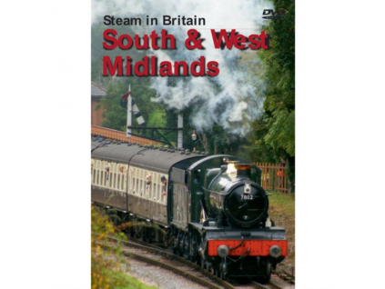 Steam In Britain  South And West (DVD)