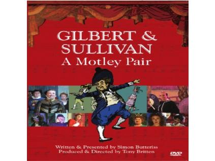 VARIOUS ARTISTS - Gilbert Sulliana Motley Pair (DVD)