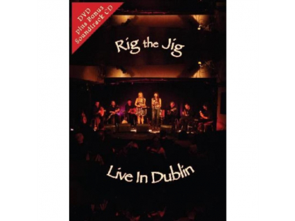 JIG THE RIG - Live In Dublin (DVD + CD)