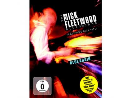 MICK FLEETWOOD BLUES BAND - Blue Again (DVD + CD)