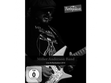 MILLER ANDERSON BAND - Live At Rockpalast 2010 (DVD + CD)