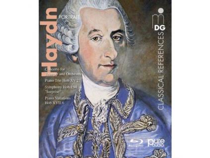 VARIOUS ARTISTS - A Haydn Portrait (Blu-ray)