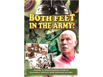 WILSON RICHARD - Both Feet In The Army (DVD)