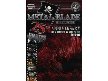VARIOUS ARTISTS - Metalfest 2007 (DVD)