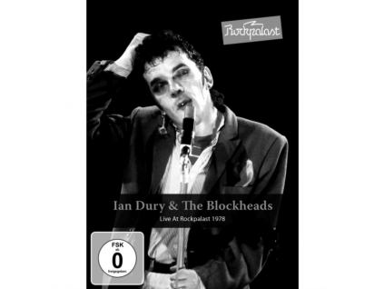 DURY IAN  THE BLOCKHEADS - Live At Rockpalast (DVD + CD)
