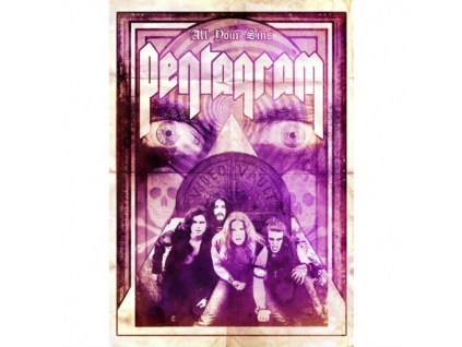 PENTAGRAM - All Your Sins - Video Vault (DVD)