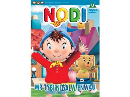 Nodi Mr Tybin Galw Enwau (DVD)