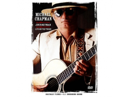 MICHAEL CHAPMAN - Journeyman  Live On The Tweed (DVD)