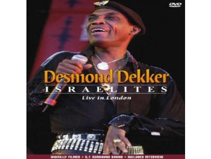 DESMOND DEKKER - Israelites Live In London (DVD)