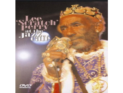 LEE SCRATCH PERRY - At The Jazz Cafe (DVD)