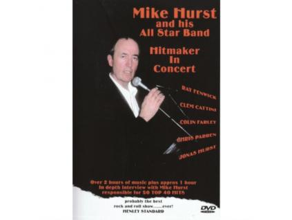 MIKE HURST - Hitmaker In Concert (DVD)