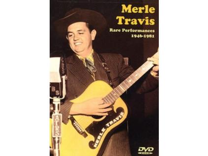 MERLE TRAVIS - Performances 19461981 (DVD)