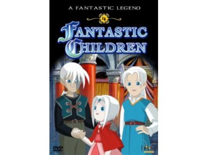 Fantastic Children Vol 4 (DVD)