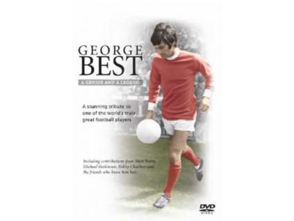 George Best  Genius  Legend  A Tribute (DVD)