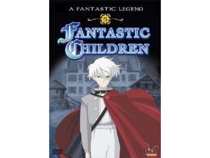 Fantastic Children  Vol 5 (DVD)