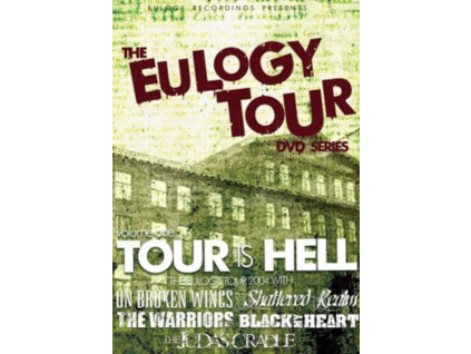 VARIOUS ARTISTS - Eulogy Tour Dvd Series  Vol 1 (DVD)