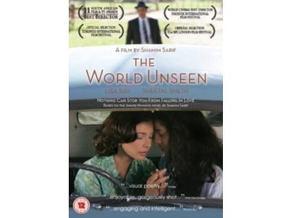 VARIOUS ARTISTS - World Unseen The (DVD)