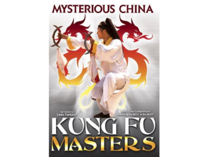 Mysterious China  Kung Fu Masters (DVD)