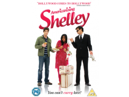 Americanizing Shelley (DVD)