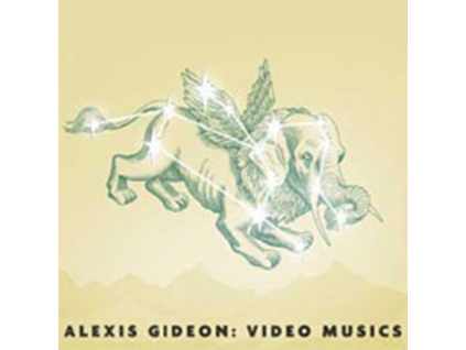 ALEXIS GIDEON - Video Musics (DVD)