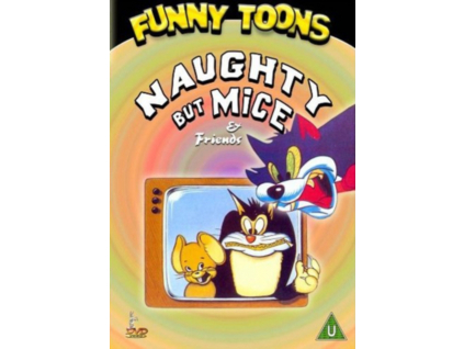 Funny Toons  Naughty But Mice (DVD)