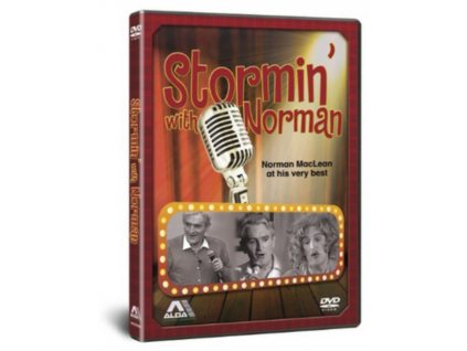 Stormin Norman  Norman Mcclean At His Very Best (DVD)