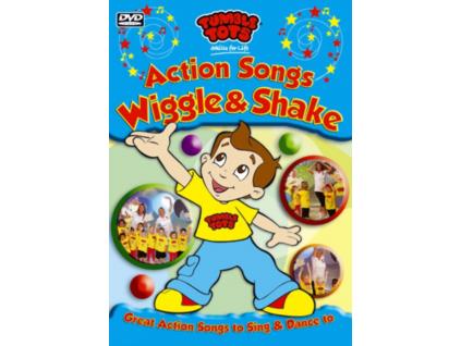 Tumble Tots  Wiggle  Shake (DVD)