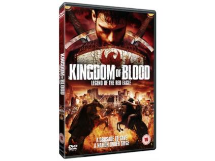 Kingdom Of Blood - Legend Of The Red Eagle (DVD)