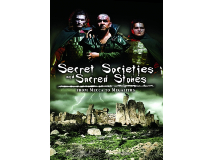 Secret Societies  Sacred Stone From Mecca To Megaliths (DVD)