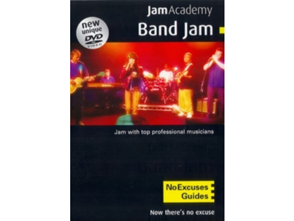 VARIOUS ARTISTS - Jam Academy  Band Jam (DVD)
