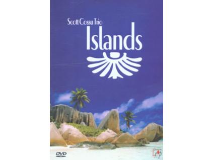 SCOTT COSSU TRIO - Islands (DVD)