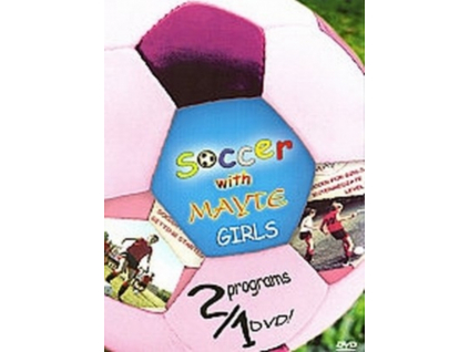 Soccer For Girls With Mayte (DVD)