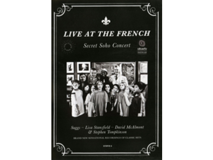 VARIOUS ARTISTS - Live At The French  Secret Soho Concert (DVD)