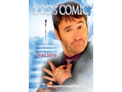 Gods Comic (DVD)