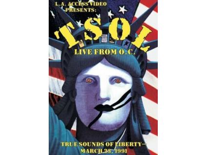 TSOL - Live At Oc (DVD)
