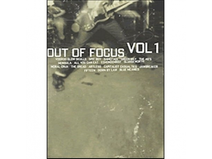VARIOUS ARTISTS - Out Of Focus (DVD)