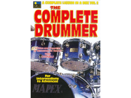 TONI CANNELLI - The Complete Drummer (DVD)