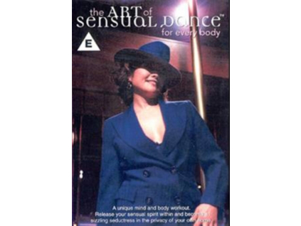 Art Of Sensual Dance (DVD)