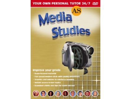As Media Studies Revision Guide (DVD)