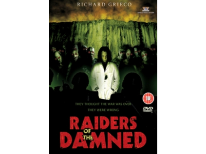 Raiders Of The Damned (DVD)