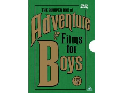 Bumper Box Of Adventure Films For Boys (DVD)