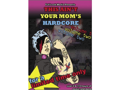VARIOUS ARTISTS - This Aint Your Moms Hardcore  Vol 2 (DVD)